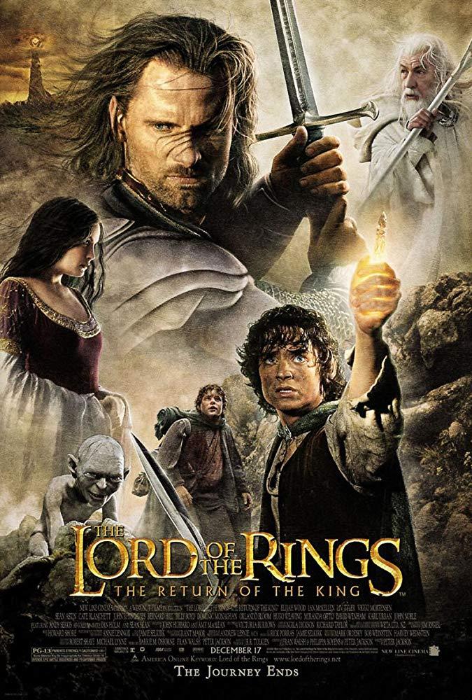 O Senhor dos Anéis: O Retorno do Rei (2003)