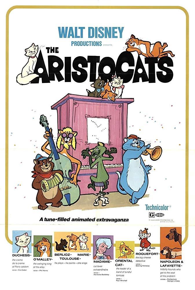 Aristogatas (1970)