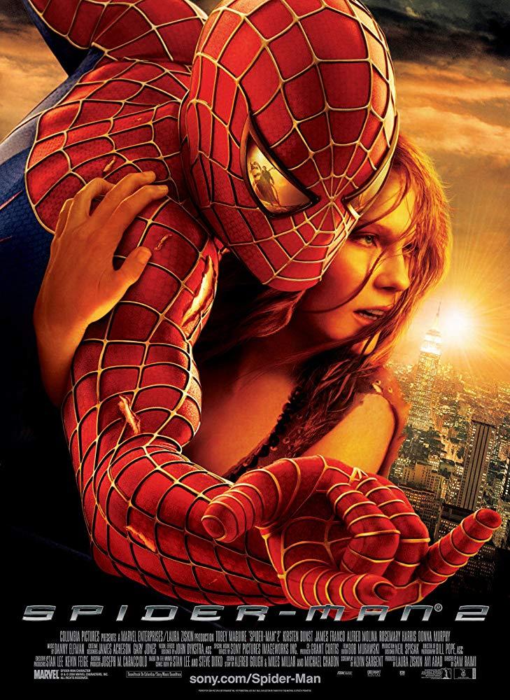 Homem-Aranha 2 (2004)