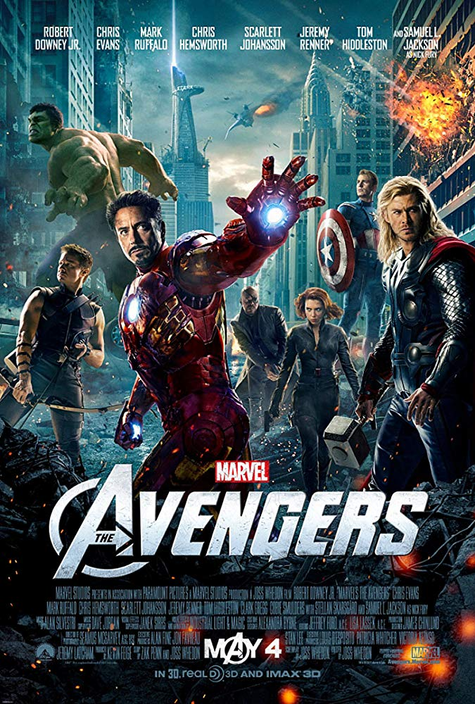 The Avengers: Os Vingadores (2012)