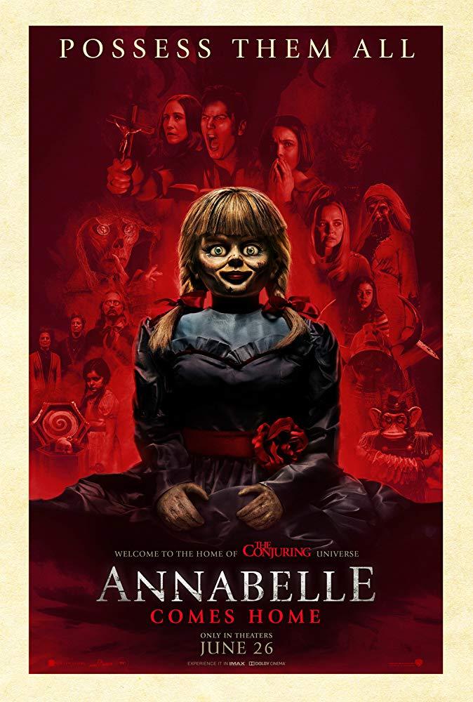 Annabelle 3: De Volta Para Casa (2019)