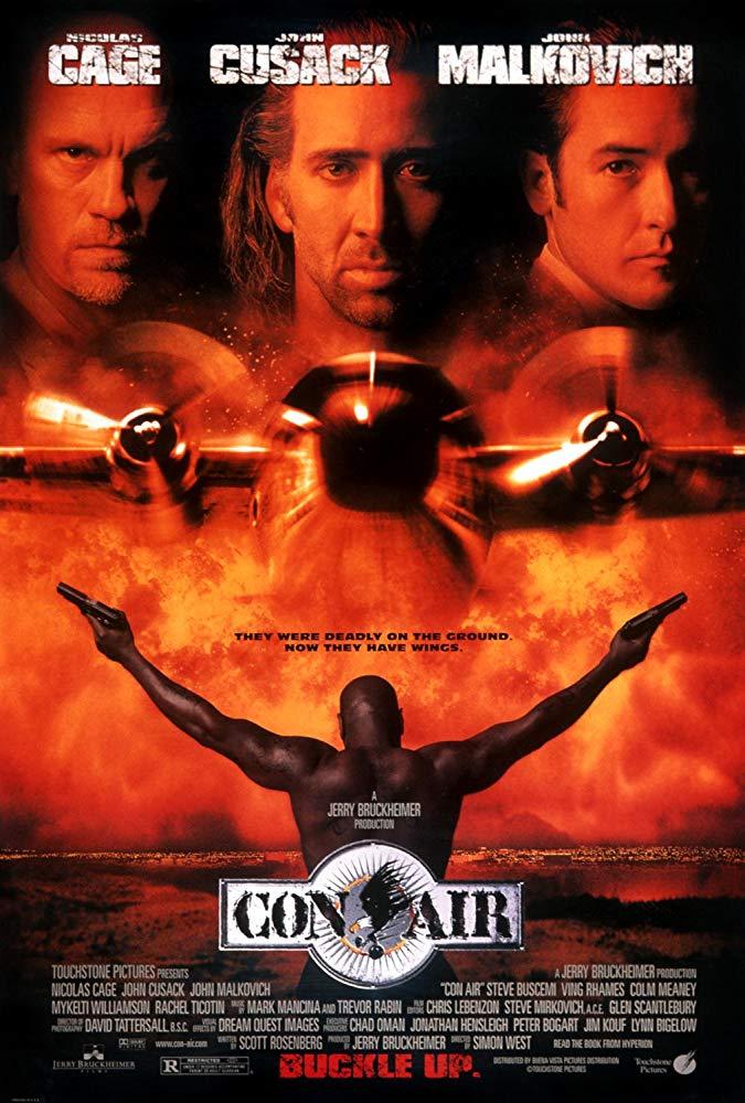 Con Air: Rota de Fuga (1997)