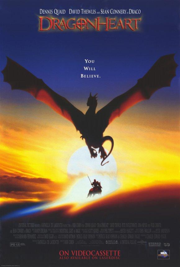 Coração de Dragão (1996)