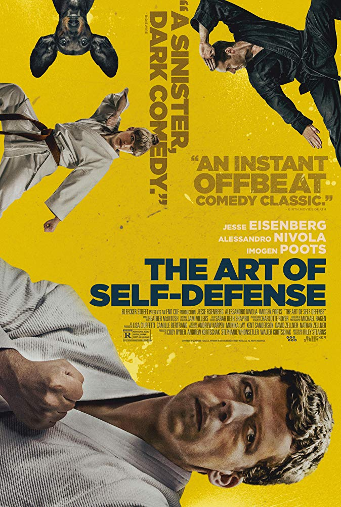 The Art of Self-Defense (2019)