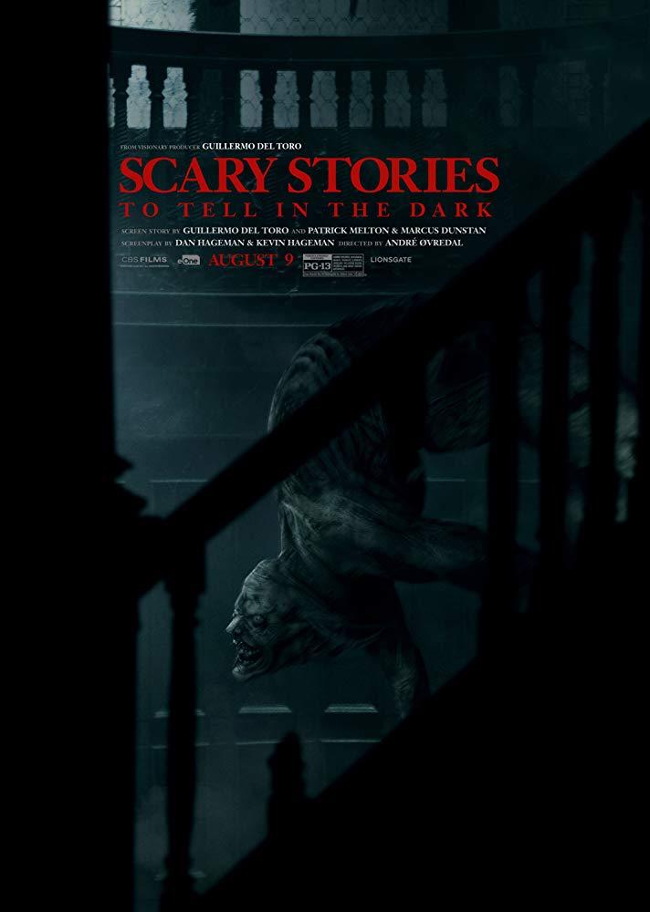 Histórias Assustadoras para Contar no Escuro (2019)