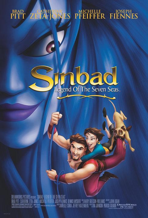 Sinbad, a Lenda dos Sete Mares (2003)