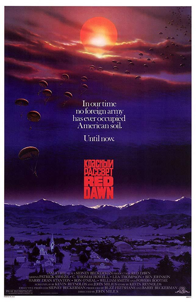 Amanhecer Violento (1984)