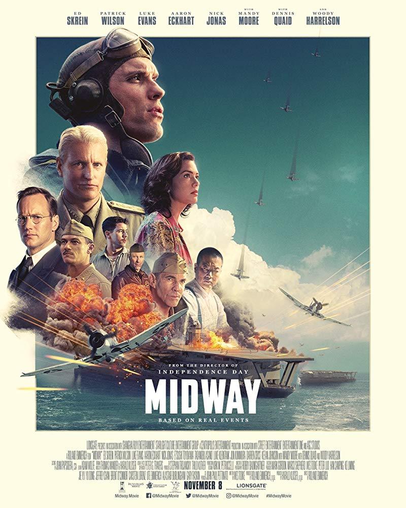 Midway – Batalha em Alto-Mar (2019)