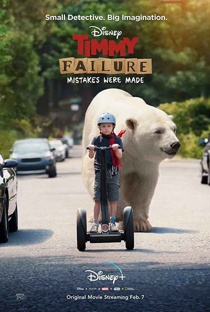 Timmy Fiasco: Sempre a Meter Água (2020)