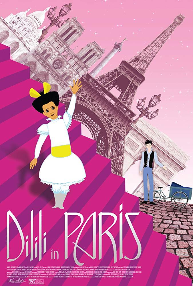 Dilili em Paris (2018)
