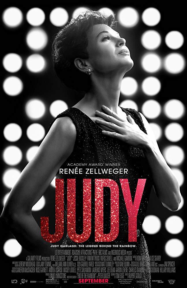 Judy: Muito Além do Arco-Íris (2019)