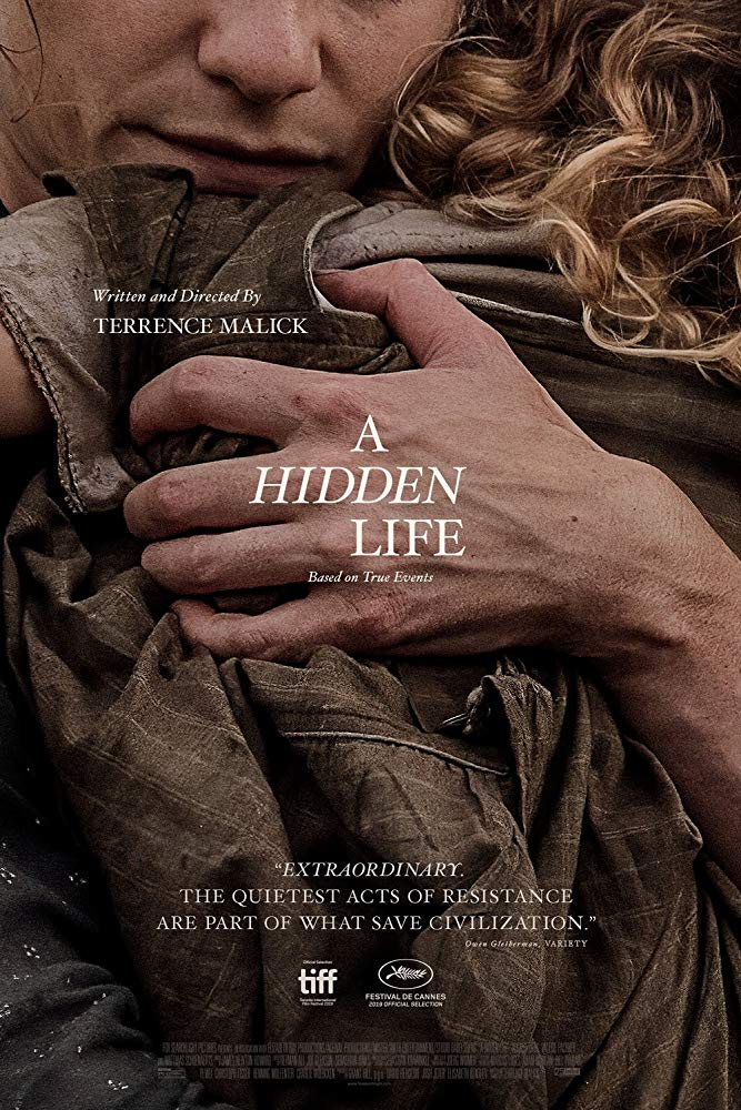 Uma Vida Oculta (2019)