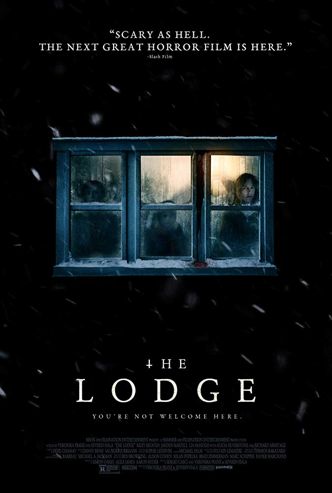 The Lodge (2019)
