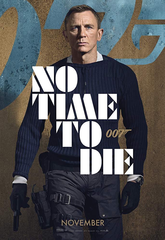 Sem Tempo Para Morrer (2020)