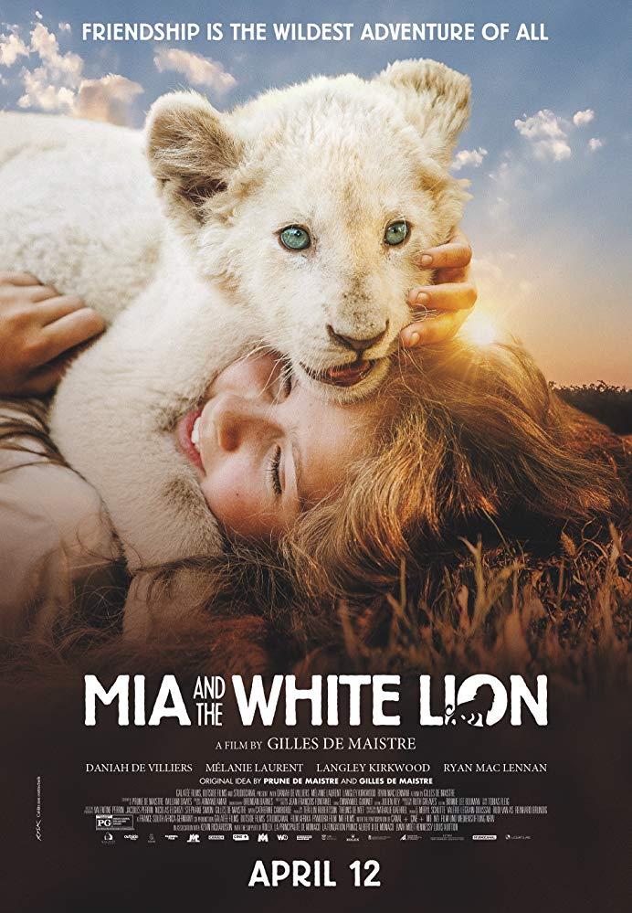 A Menina e o Leão (2018)