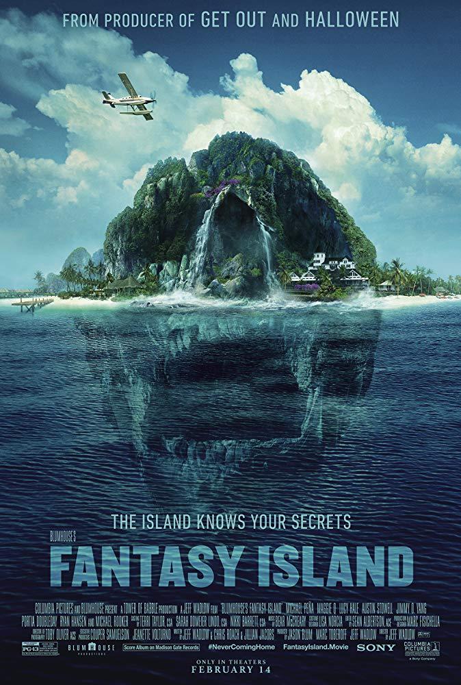 A Ilha da Fantasia (2020)