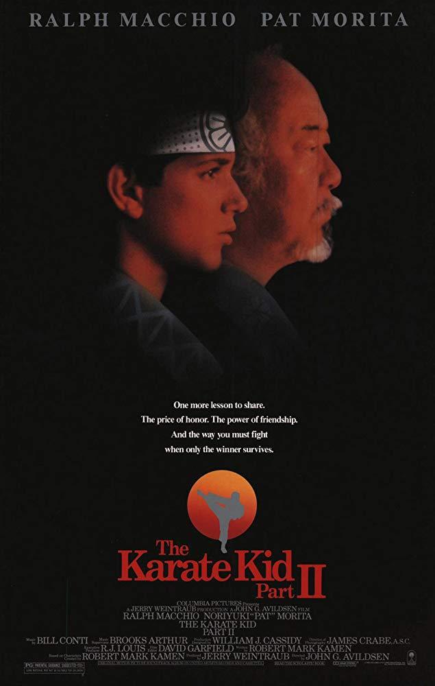 Karatê Kid 2: A Hora da Verdade Continua (1986)