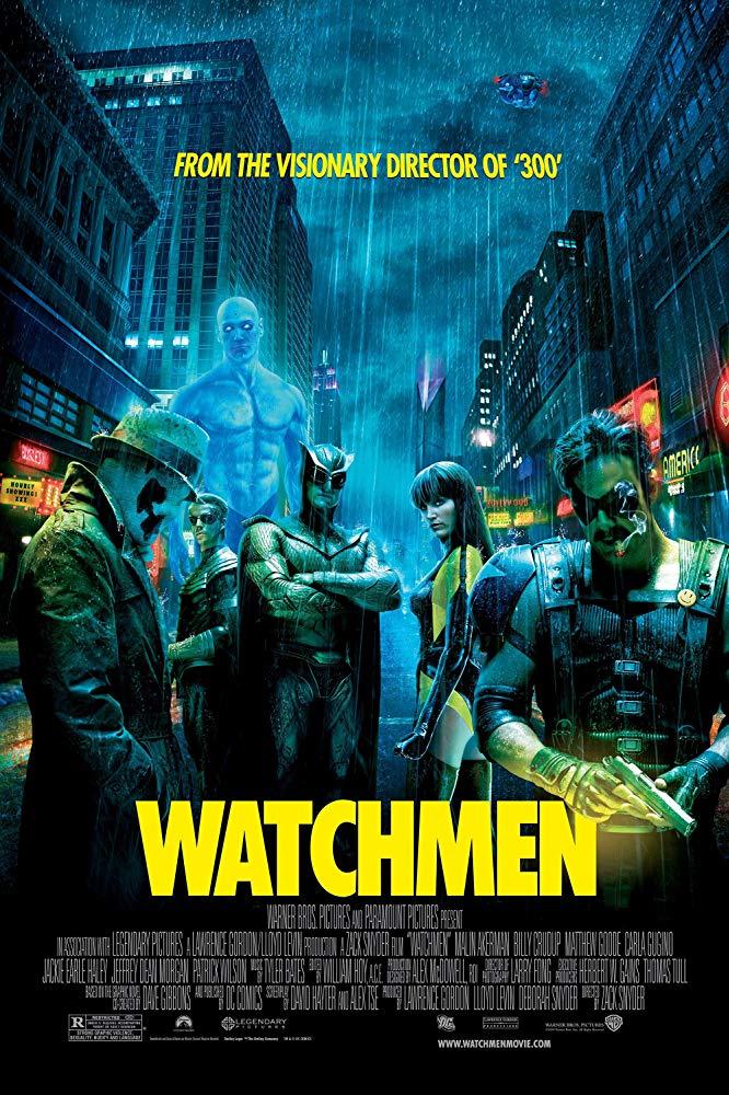 Watchmen: O Filme (2009)