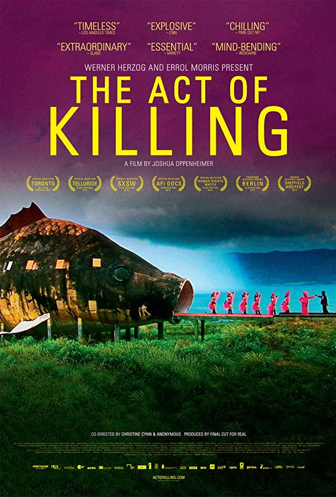 O Ato de Matar (2012)