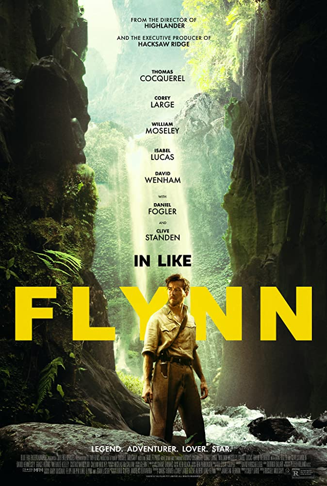 As Aventuras de Errol Flynn (2018)