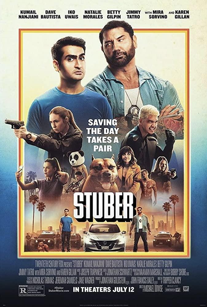 Stuber: A Corrida Maluca (2019)