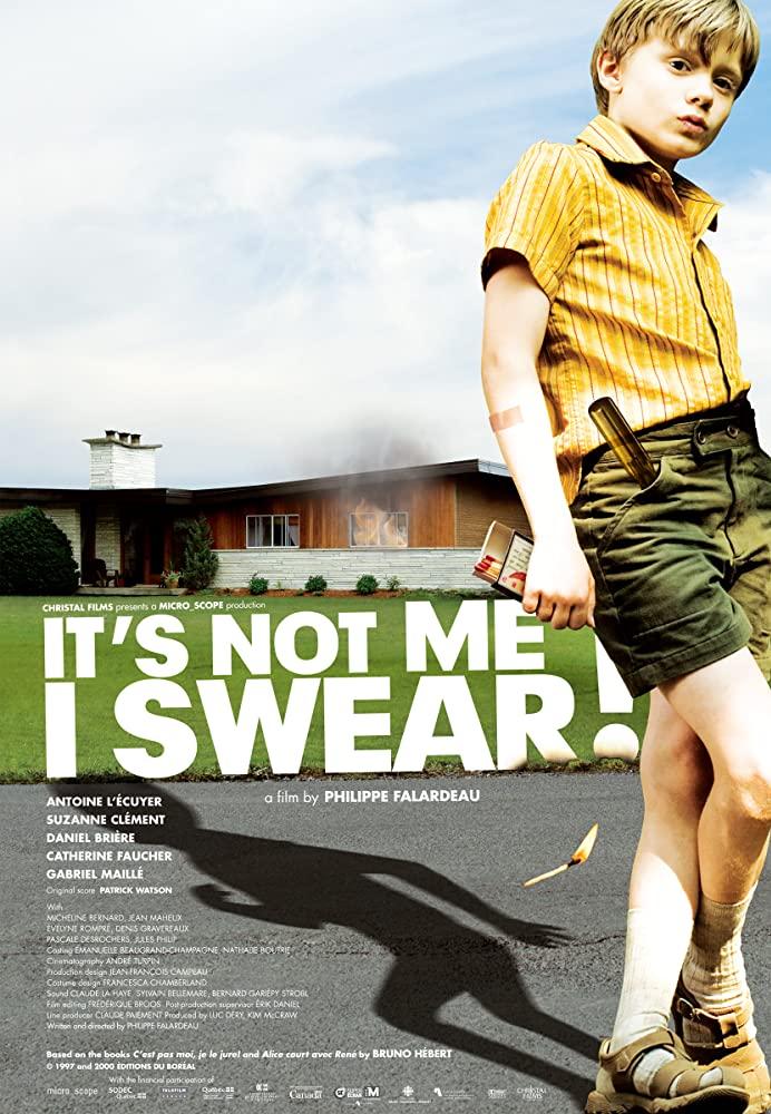 Não Fui Eu, Eu Juro! (2008)
