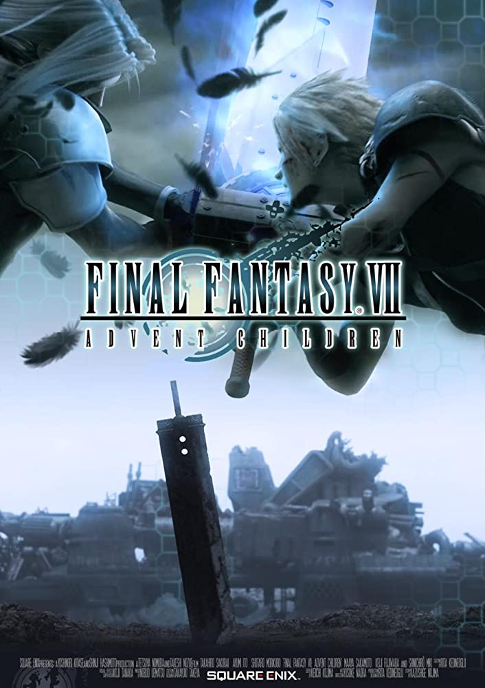 Final Fantasy VII – Advent Children (2005)