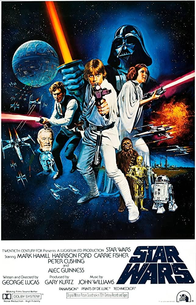 Guerra nas Estrelas (1977)