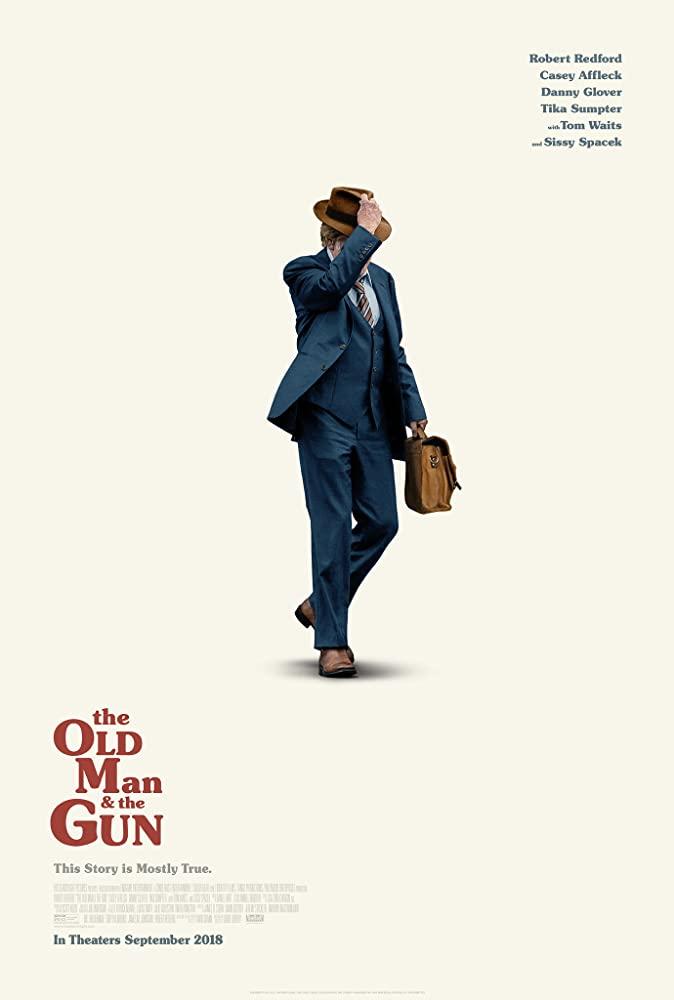 O Velho e a Arma (2018)