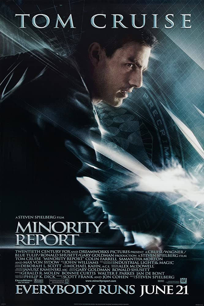 Minority Report: A Nova Lei (2002)