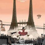 Abril e o Mundo Extraordinário (2015)