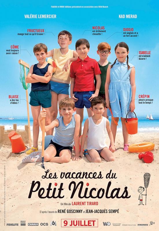 As Férias do Pequeno Nicolau (2014)