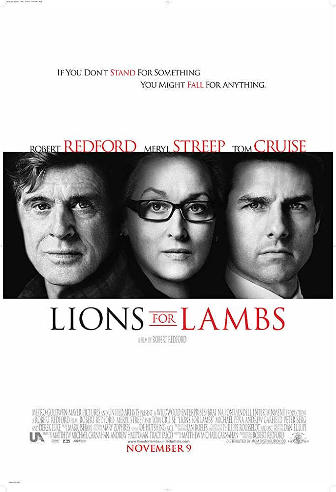 Leões e Cordeiros (2007)