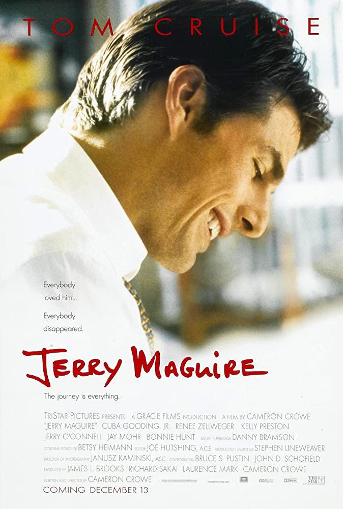 Jerry Maguire – A Grande Virada (1996)
