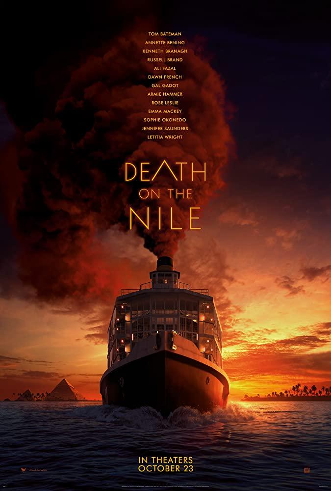 Morte no Nilo (2020)