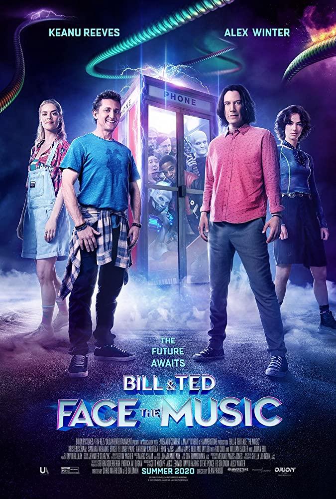 Bill & Ted: Encare a Música (2020)