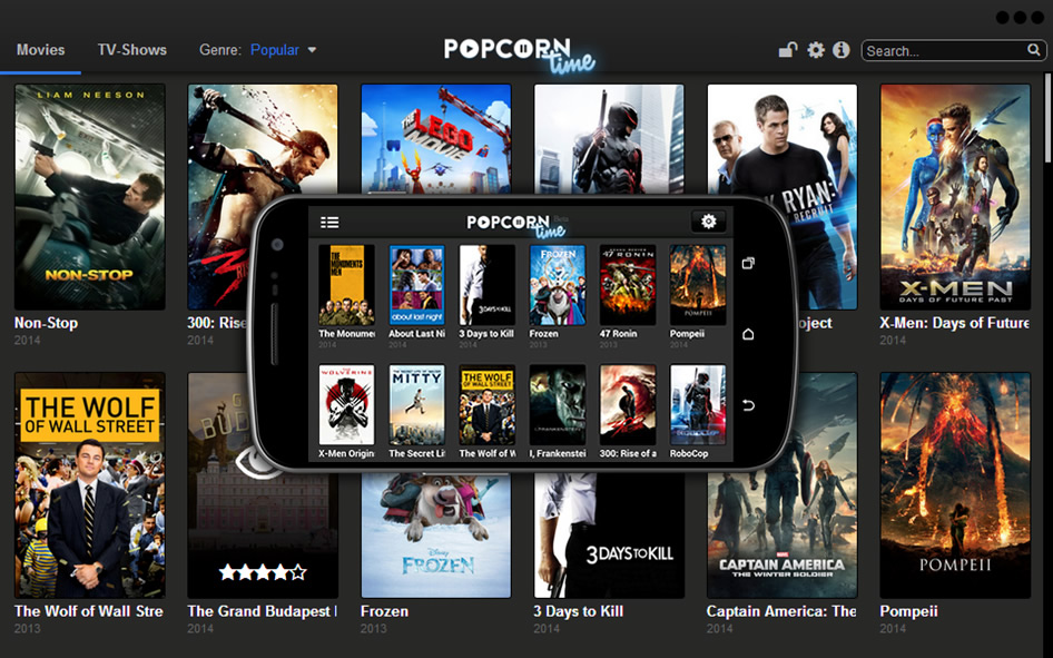 Popcorn Time – Tudo sobre este incrível aplicativo