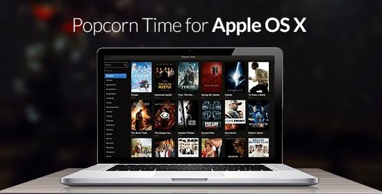 Download Popcorn Time para Mac