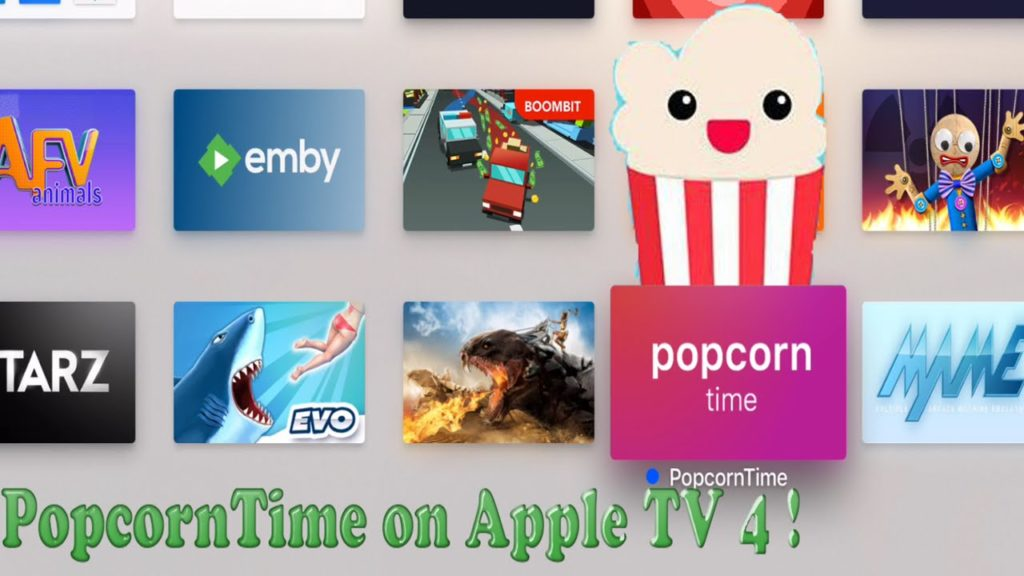 popcorn time apple tv